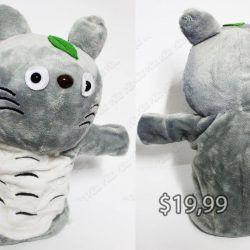 Títere Anime Mi Vecino Totoro Ecuador Comprar Venden, Bonita Apariencia ideal para los fans, practica, Hermoso material de poliéster Color como en la imagen Estado nuevo