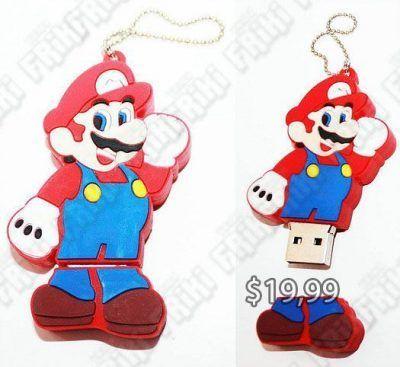 USB Videojuegos Super Mario Bros. Mario Ecuador Comprar Venden, Bonita Apariencia ideal para trabajos, practica, Hermoso material plástico Color como en la imagen Estado nuevo