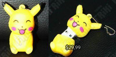 USB Videojuegos Pokémon Pikachu Ecuador Comprar Venden, Bonita Apariencia ideal para trabajos, practica, Hermoso material plástico Color amarillo Estado nuevo