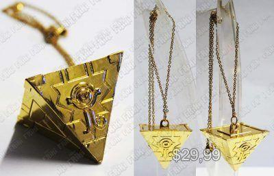 Collar Anime Yu-Gi-Oh Rompecabezas Ecuador Comprar Venden, Bonita Apariencia ideal para los fans, practica, Hermoso material de bronce niquelado Color como en la imagen Estado nuevo