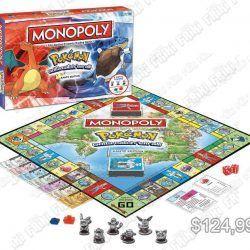 Monopoly Videojuegos Pokémon Kanto Ecuador Comprar Venden, Bonita Apariencia ideal para los fans, practica, Hermoso material de polipropileno Color como en la imagen Estado nuevo