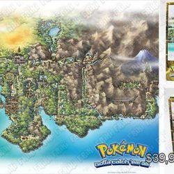 Rompecabezas Videojuegos Pokémon Johto Ecuador Comprar Venden, Bonita Apariencia ideal para los fans, practica, Hermoso material de poliéster Color como en la imagen Estado nuevo