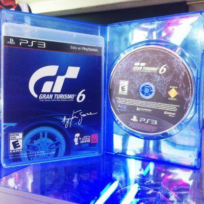 Videojuegos para consola PS3 Gran Turismo 6 Ecuador Comprar Venden, Bonita Apariencia ideal para los fans, practica, Hermoso material de papel Color como en la imagen Estado usado