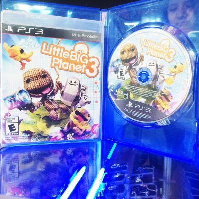 Videojuegos para consola PS3 Little Big Planet 3 Ecuador Comprar Venden, Bonita Apariencia ideal para los fans, practica, Hermoso material de papel Color como en la imagen Estado usado