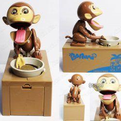 Alcancia Varios Mono Banana Ecuador Comprar Venden, Bonita Apariencia perfecta para los fans, practica, Hermoso material plástico Color como en la imagen Estado nuevo