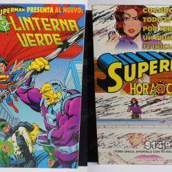 Cómics impresos DC Cómics Superman presenta al nuevo Linterna Verde Ecuador Comprar Venden, Bonita Apariencia ideal para los fans, practica, Hermoso material de papel Color como en la imagen Estado usado