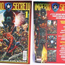Cómics impresos Marvel Cómics Imperio Secreto 1 Ecuador Comprar Venden, Bonita Apariencia ideal para los fans, practica, Hermoso material de papel Color como en la imagen Estado usado