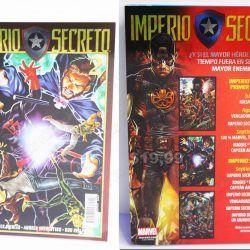 Cómics impresos Marvel Cómics Imperio Secreto 2 Ecuador Comprar Venden, Bonita Apariencia ideal para los fans, practica, Hermoso material de papel Color como en la imagen Estado usado