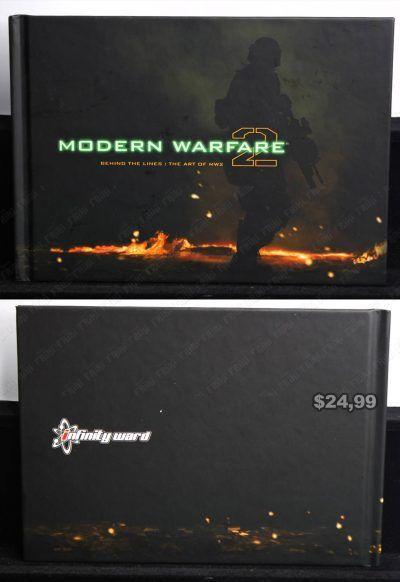 Libro Videojuegos Call of Duty: Moder Warfare 2: Behind the lines Ecuador Comprar Venden, Bonita Apariencia ideal para los fans, practica, Hermoso material de papel Color como en la imagen Estado usado