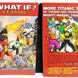 Cómics impresos Marvel Cómics What if? Classic Ecuador Comprar Venden, Bonita Apariencia ideal para los fans, practica, Hermoso material de papel Color como en la imagen Estado usado