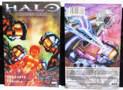 Libro Videojuegos Halo: Blood line Ecuador Comprar Venden, Bonita Apariencia ideal para los fans, practica, Hermoso material de papel Color como en la imagen Estado usado