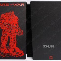 Libro Videojuegos Gears of Wars Ecuador Comprar Venden, Bonita Apariencia ideal para los fans, practica, Hermoso material de papel Color como en la imagen Estado usado