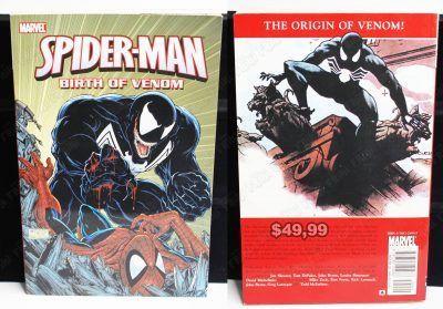 Cómics impresos Marvel Cómics Spiderman: Birth of Venom Ecuador Comprar Venden, Bonita Apariencia ideal para los fans, practica, Hermoso material de papel Color como en la imagen Estado usado