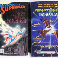 Cómics impresos DC Cómics Superman: una ciudad en la oscuridad Ecuador Comprar Venden, Bonita Apariencia ideal para los fans, practica, Hermoso material de papel Color como en la imagen Estado usado