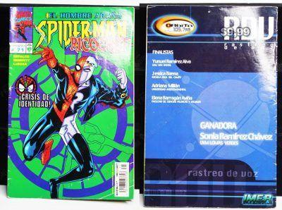 Cómics impresos Marvel Cómics Spiderman: Ricochet #71 Ecuador Comprar Venden, Bonita Apariencia ideal para los fans, practica, Hermoso material de papel Color como en la imagen Estado usado