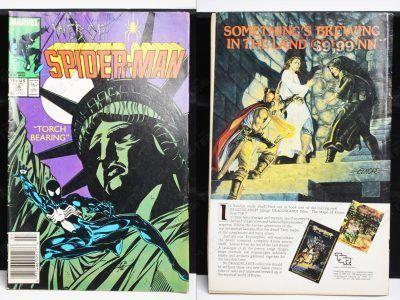 Cómics impresos Marvel Cómics Spiderman: Torch Bearing Ecuador Comprar Venden, Bonita Apariencia ideal para los fans, practica, Hermoso material de papel Color como en la imagen Estado usado