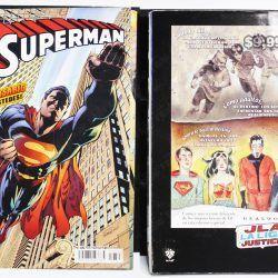 Cómics impresos DC Cómics Superman: Un adversario entre ustedes Ecuador Comprar Venden, Bonita Apariencia ideal para los fans, practica, Hermoso material de papel Color como en la imagen Estado usado