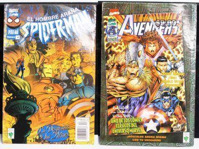 Cómics impresos Marvel Cómics Spiderman: La despedida de los Héroes Ecuador Comprar Venden, Bonita Apariencia ideal para los fans, practica, Hermoso material de papel Color como en la imagen Estado usado