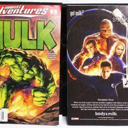 Cómics impresos Marvel Cómics Marvel Adventures Hulk 1 Ecuador Comprar Venden, Bonita Apariencia ideal para los fans, practica, Hermoso material de papel Color como en la imagen Estado usado