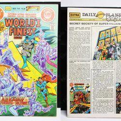 Cómics impresos DC Cómics World´s Finest Ecuador Comprar Venden, Bonita Apariencia ideal para los fans, practica, Hermoso material de papel Color como en la imagen Estado usado