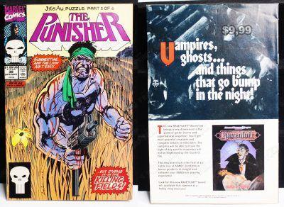 Cómics impresos Marvel Cómics The Punisher: Jigsaw Puzzle (5 de 6) Ecuador Comprar Venden, Bonita Apariencia ideal para los fans, practica, Hermoso material de papel Color como en la imagen Estado usado