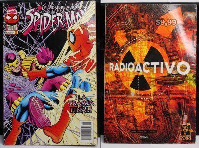 Cómics impresos Marvel Cómics Spiderman: La trampa final #26 Ecuador Comprar Venden, Bonita Apariencia ideal para los fans, practica, Hermoso material de papel Color como en la imagen Estado usado