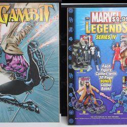 Cómics impresos Marvel Cómics X-Men: Gambit Ecuador Comprar Venden, Bonita Apariencia ideal para los fans, practica, Hermoso material de papel Color como en la imagen Estado usado