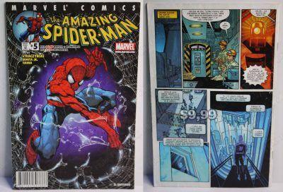 Cómics impresos Marvel Cómics The Amazing Spiderman #34 Ecuador Comprar Venden, Bonita Apariencia ideal para los fans, practica, Hermoso material de papel Color como en la imagen Estado usado