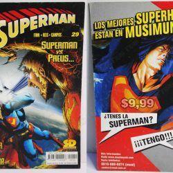 Cómics impresos DC Cómics Superman vs Preus Ecuador Comprar Venden, Bonita Apariencia ideal para los fans, practica, Hermoso material de papel Color como en la imagen Estado usado