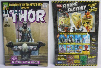 Cómics impresos Marvel Cómics Thor: The Trials of the Gods Ecuador Comprar Venden, Bonita Apariencia ideal para los fans, practica, Hermoso material de papel Color como en la imagen Estado usado