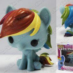 Funko Pop Varios My Little Pony Rainbow Dash Ecuador Comprar Venden, Bonita Apariencia ideal para los fans, practica, Hermoso material plástico Color como en la foto Estado nuevo