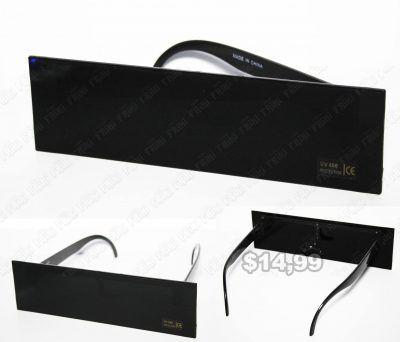 Gafas Varios Luces Led Ecuador Comprar Venden, Bonita Apariencia ideal para los fans, practica, Hermoso material plástico Color negro Estado nuevo