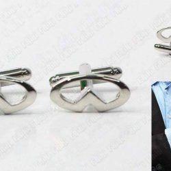 Gemelos Varios Logo Infiniti Ecuador Comprar Venden, Bonita Apariencia ideal para lucirlo, practica, Hermoso material de bronce niquelado Color como en la imagen Estado nuevo