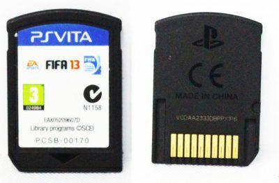 Videojuegos para consola PS Vita FIFA 13 Ecuador Comprar Venden, Bonita Apariencia ideal para los fans, practica, Hermoso material de papel Color como en la imagen Estado usado