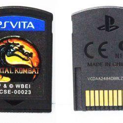 Videojuegos para consola PS Vita Mortal Kombat Ecuador Comprar Venden, Bonita Apariencia ideal para los fans, practica, Hermoso material de papel Color como en la imagen Estado usado