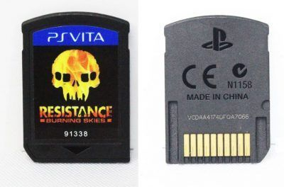 Videojuegos para consola PS Vita Resistance Burning Skies Ecuador Comprar Venden, Bonita Apariencia ideal para los fans, practica, Hermoso material de papel Color como en la imagen Estado usado