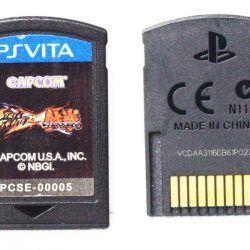 Videojuegos para consola PS Vita Street Fighter Tekken Ecuador Comprar Venden, Bonita Apariencia ideal para los fans, practica, Hermoso material de papel Color como en la imagen Estado usado