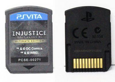 Videojuegos para consola PS Vita Injustice Gods Among Us Ecuador Comprar Venden, Bonita Apariencia ideal para los fans, practica, Hermoso material de papel Color como en la imagen Estado usado