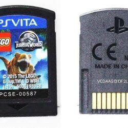 Videojuegos para consola PS Vita Lego Jurassic World Ecuador Comprar Venden, Bonita Apariencia ideal para los fans, practica, Hermoso material de papel Color como en la imagen Estado usado