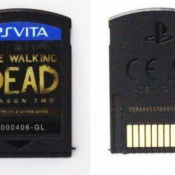 Videojuegos para consola PS Vita The Walking Dead: Season Two Ecuador Comprar Venden, Bonita Apariencia ideal para los fans, practica, Hermoso material de papel Color como en la imagen Estado usado