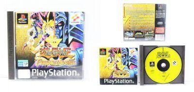 Videojuegos para consola PS1 Yu-Gi-Oh Forbidden Memories Ecuador Comprar Venden, Bonita Apariencia ideal para los fans, practica, Hermoso material de papel Color como en la imagen Estado usado