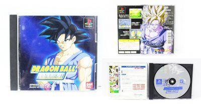 Videojuegos para consola PS1 Dragon Ball Final Bout Ecuador Comprar Venden, Bonita Apariencia ideal para los fans, practica, Hermoso material de papel Color como en la imagen Estado usado