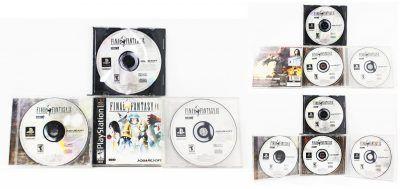 Videojuegos para consola PS1 Final Fantasy IX Ecuador Comprar Venden, Bonita Apariencia ideal para los fans, practica, Hermoso material de papel Color como en la imagen Estado usado