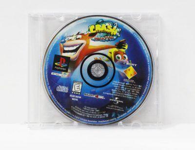 Videojuegos para consola PS1 Crash Bandicoot Warped Ecuador Comprar Venden, Bonita Apariencia ideal para los fans, practica, Hermoso material de papel Color como en la imagen Estado usado