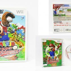 Videojuegos para consola Wii Super Mario Sluggers Ecuador Comprar Venden, Bonita Apariencia ideal para los fans, practica, Hermoso material de papel Color como en la imagen Estado usado