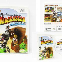 Videojuegos para consola Wii Madagascar KartZ Ecuador Comprar Venden, Bonita Apariencia ideal para los fans, practica, Hermoso material de papel Color como en la imagen Estado usado