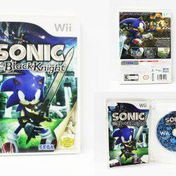 Videojuegos para consola Wii Sonic and the Black Knight Ecuador Comprar Venden, Bonita Apariencia ideal para los fans, practica, Hermoso material de papel Color como en la imagen Estado usado