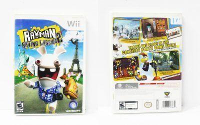 Videojuegos para consola Wii Rayman Raving Rabbids 2 Ecuador Comprar Venden, Bonita Apariencia ideal para los fans, practica, Hermoso material de papel Color como en la imagen Estado usado