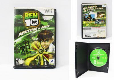 Videojuegos para consola Wii Ben10 Protector of Earth Ecuador Comprar Venden, Bonita Apariencia ideal para los fans, practica, Hermoso material de papel Color como en la imagen Estado usado