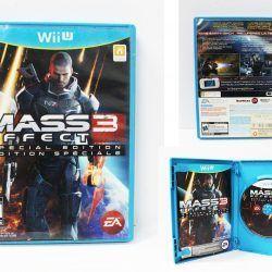 Videojuegos para consola Wii U Mass Effect 3 Ecuador Comprar Venden, Bonita Apariencia ideal para los fans, practica, Hermoso material de papel Color como en la imagen Estado usado